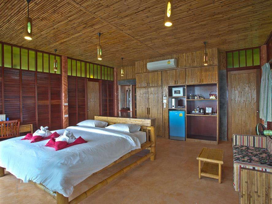 Koh Tao Bamboo Huts8