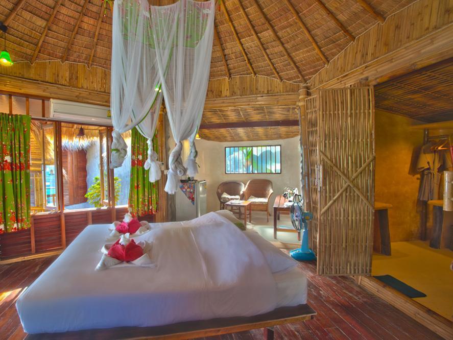 Koh Tao Bamboo Huts11