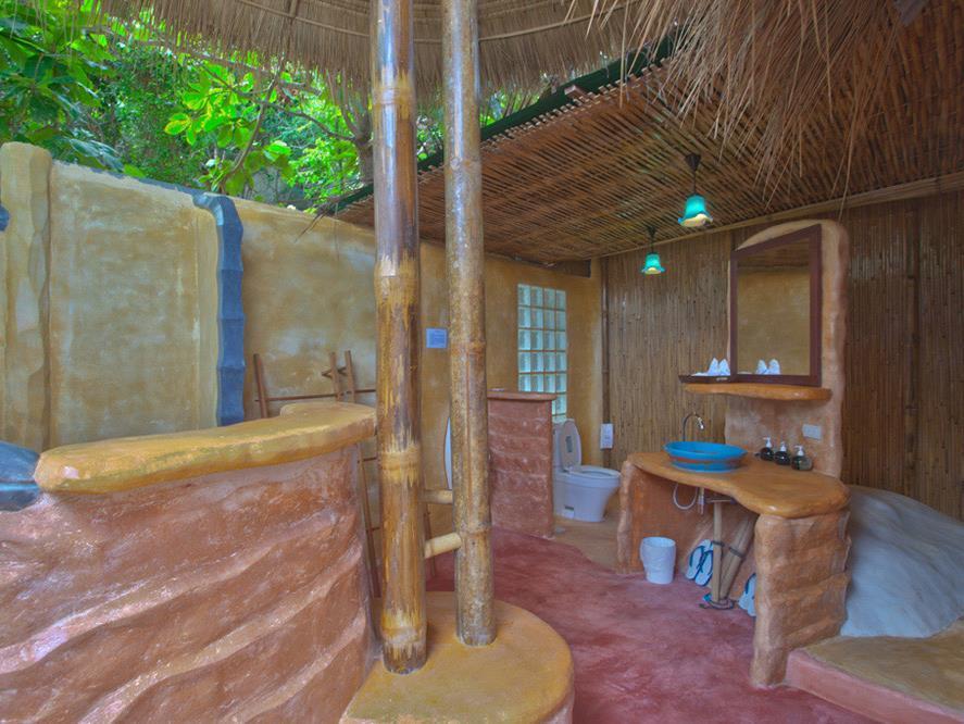 Koh Tao Bamboo Huts23