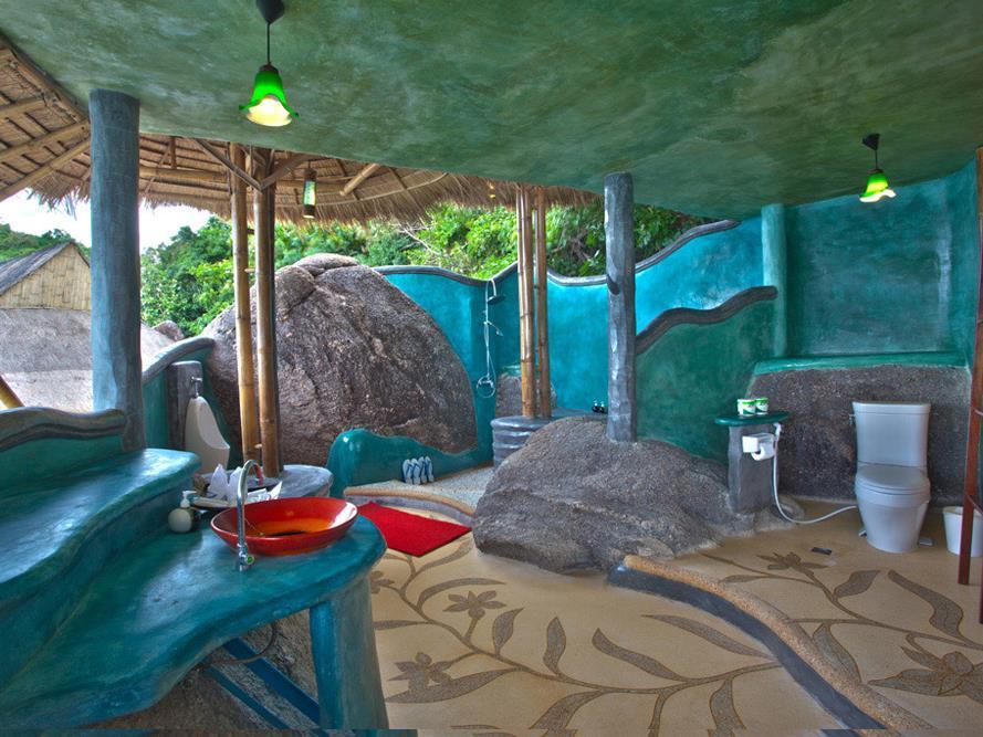 Koh Tao Bamboo Huts33