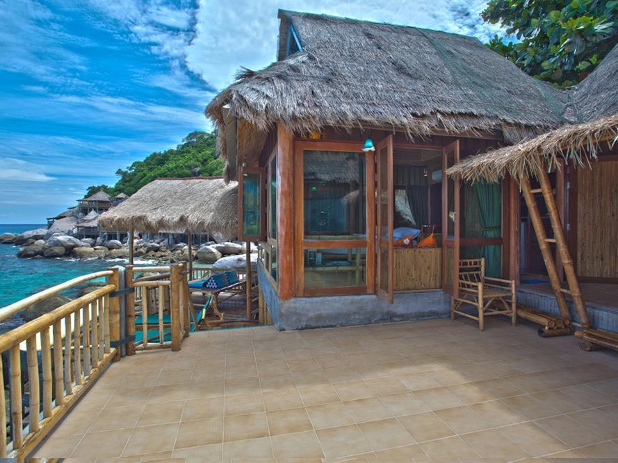 Koh Tao Bamboo Huts35