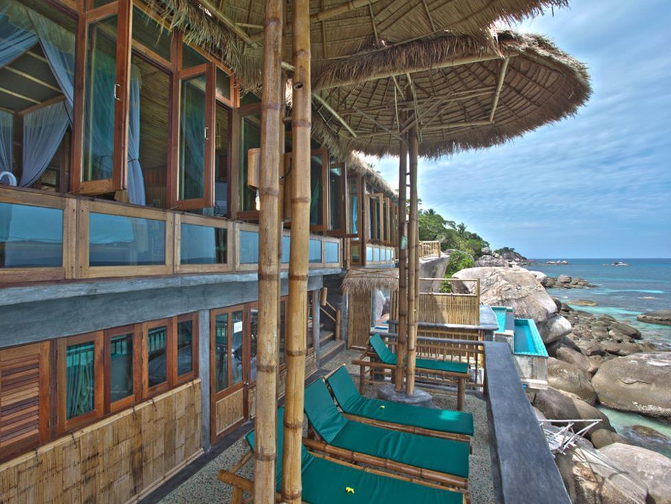 Koh Tao Bamboo Huts36