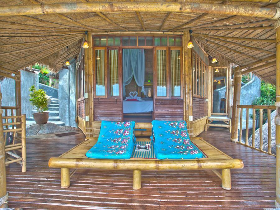 Koh Tao Bamboo Huts39
