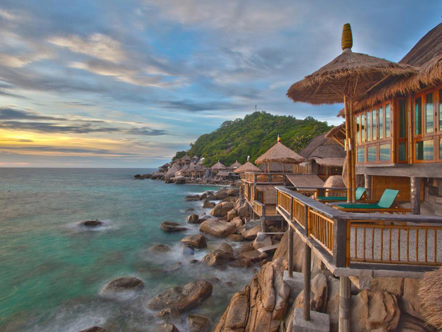 Koh Tao Bamboo Huts44
