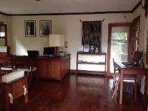 Luang Prabang Residence (The Boutique Villa): reception