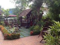 Luang Prabang Residence (The Boutique Villa): garden