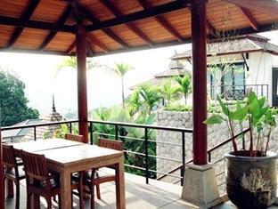 Sensive Hill Hotel Phuket - Balcony/Terrace
