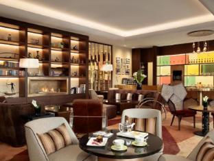 Kempinski Hotel Corvinus Budapest Budimpešta - kavarna