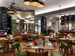 Kempinski Hotel Corvinus Budapest Budimpešta - restavracija