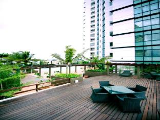 M Hotels - Tower B Kuching - Balkon/Terrasse