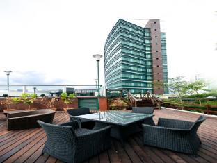 M Hotels - Tower B Kuching - Balkoni/Teres