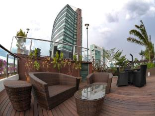 M Hotels - Tower B Kuching - Balkon/Terras