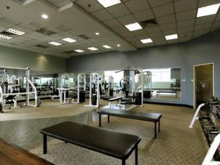 M Hotels - Tower B Kuching - Sală de fitness