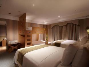 Chateau de Chine Hotel Taipei - Suite Room