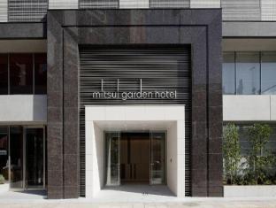Mitsui Garden Hotel Ueno Tokio - Eingang