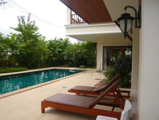 Bangtao Tropical Residence Resort and Spa Phuket - 3 Bedroom Pool Villa With Breakfast