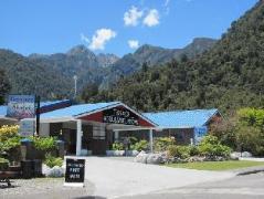 Terrace Motel   New Zealand Budget Hotels