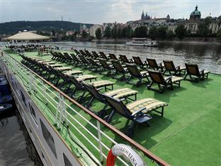 Florentina Boat Hotel Praag - Omgeving