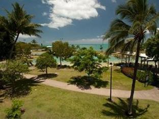 Whitsunday on the Beach Hotel Whitsunday Islands - Garten