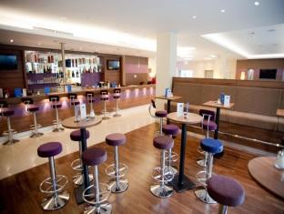 Holiday Inn Express Frankfurt City Hauptbahnhof Frankfurt am Main - Bar/Lounge