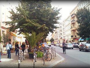 Metropol Hostel Berlin Berlin - Surrounding