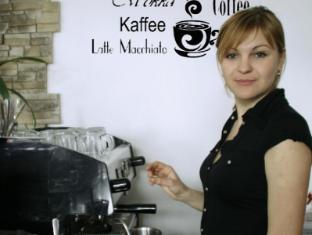 Metropol Hostel Berlin Berlin - Coffee Shop