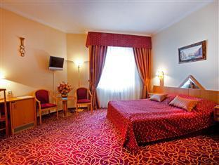 Proton Business Hotel Moscow - Bedroom Lux