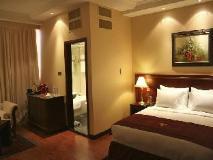 Trianon Hotel: guest room
