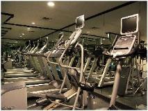 Trianon Hotel: fitness room