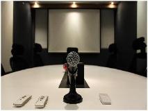 Trianon Hotel: meeting room