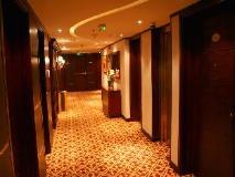 Trianon Hotel: interior