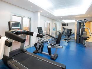 Century Hotel Apartments Abu Dhabi - Fitness Room