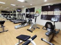 Down Town Dubai Hotel Apartment: fitness room