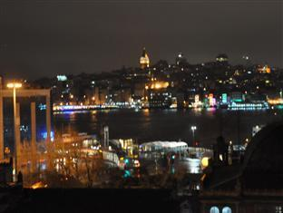 Grand Esen Hotel Istanbul - Double Room View