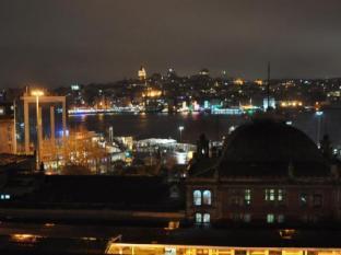 Grand Esen Hotel Istanbul - View