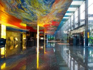 Zobon Art Hotel Zhuhai - Lobby