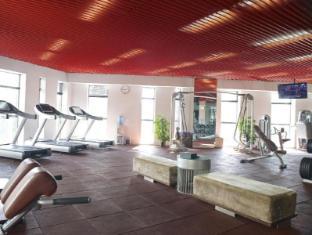 Zobon Art Hotel Zhuhai - Fitness Room