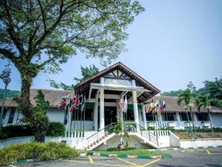 Residence Inn Cherating Cherating - Laluan Masuk