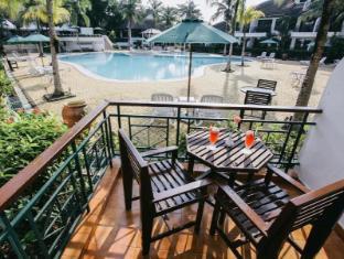 Residence Inn Cherating Cherating - Balkoni/Teres