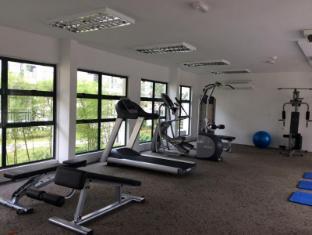 Residence Inn Cherating Cherating - Bilik Fitness