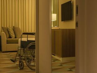 Hotel Benilde Maison De La Salle Manila - Accessible Room