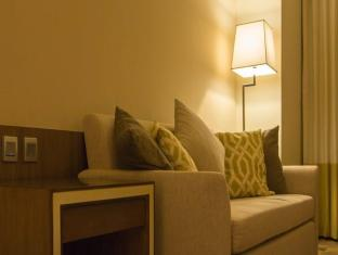 Hotel Benilde Maison De La Salle Manila - Seating Area 1 Bedroom