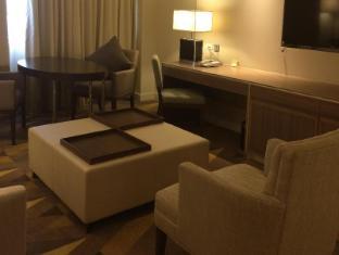 Hotel Benilde Maison De La Salle Manila - Receiving Area