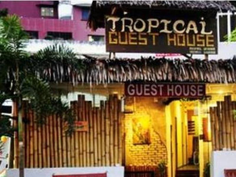 トロピカル ゲストハウス1