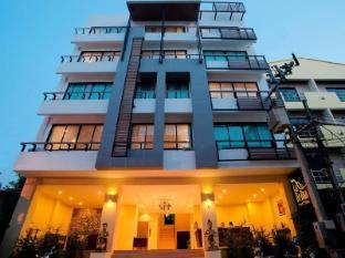 La De Bua Hotel Phuket - Hotellet från utsidan