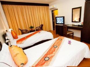La De Bua Hotel Phuket - Hotellet från insidan