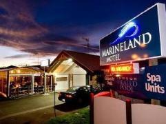 Marineland Motel | New Zealand Budget Hotels