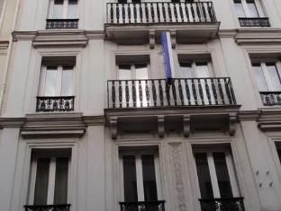 Luxelthe Hotel Parijs - Hotel exterieur