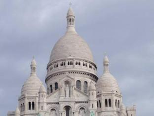 Luxelthe Hotel Parijs - Omgeving