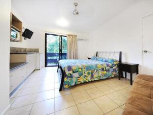 Airlie Beach Motor Lodge Îles Whitsunday - Chambre